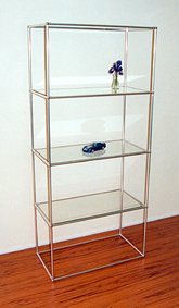 Rectangular Shelving Unit